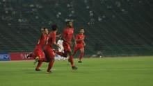 Jelang Semifinal, Timnas Indonesia U-22 Berlatih Penalti