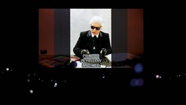 FOTO: Koleksi Terakhir Karl Lagerfeld Bersama Fendi