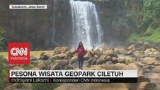 Pesona Wisata Geopark Ciletuh