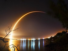 SpaceX Luncurkan Satelit Nusantara Satu Milik RI