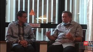 VIDEO: Sandiaga Uno Besuk Ani Yudhoyono di Singapura
