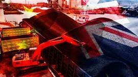 China Setop Impor Batu Bara Australia