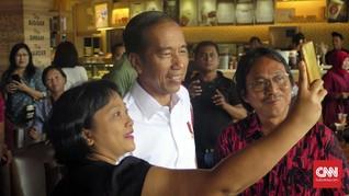 Warga Cileungsi ke Jokowi: Sekarang Kasih Mobil ya Pak?