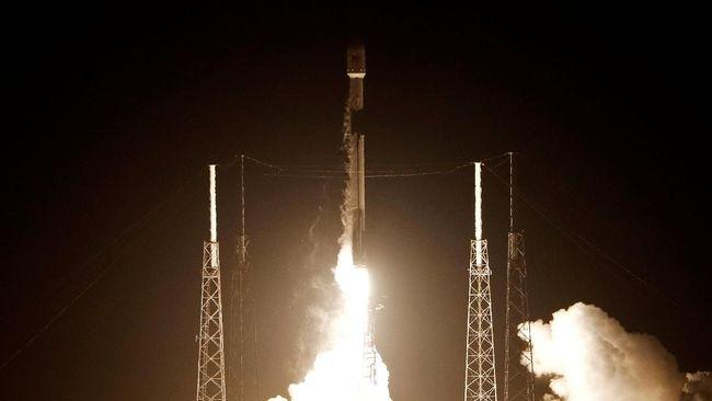 Satelit NASA-nya Eropa Hindari Tabrakan dengan Pesawat SpaceX