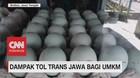 Ada Tol Trans Jawa, Omzet Pedagang Telur Turun 70%