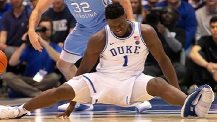 Saham Nike Anjlok Gara-gara Sepatu Superstar Basket Hancur