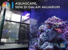Aquascape, Seni di Akuarium yang Bisa Terjual Miliaran Rupiah
