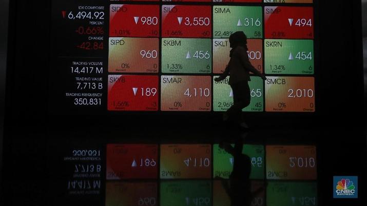 Saham PT Bank Yudha Bhakti Tbk (BBYB) langsung melesat 10,42% pada 30 menit setelah perdagangan sesi I.