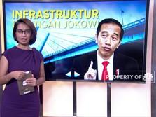 Infrastruktur di Tangan Jokowi