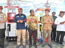 Bensin Pulau Buru Dulu Rp 12 Ribu/Liter, Kini Semurah Jakarta
