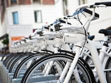Begini Asal-muasal Bike Sharing yang Sedang Tren