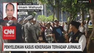 Dewan Pers: Jangan Main Hakim Sendiri
