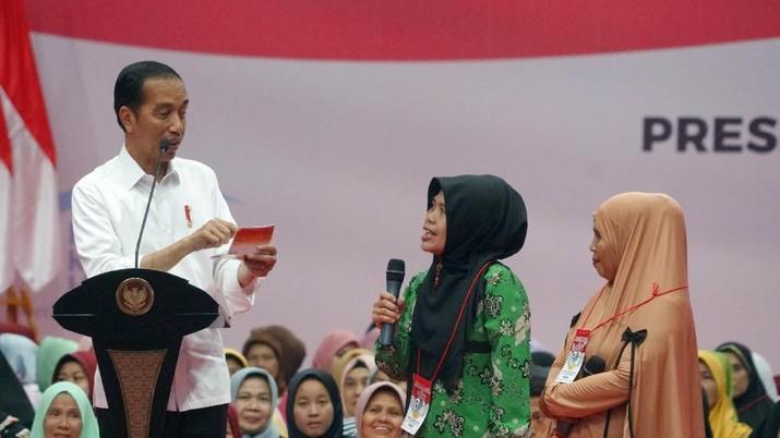 Ini merupakan bantuan tahap pertama kepada masyarakat yang berdomisili di Kabupaten Bogor, Jawa Barat.