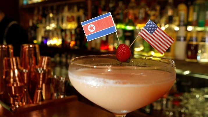 Kim Jong-un Gunakan KA dari Pyongyang Untuk Temui Trump di Hanoi
