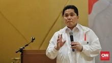 Erick Thohir Larang BUMN Bagi-bagi Suvenir Agar Hemat