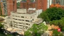 Video: Gedung Apartemen Pablo Escobar Hancur Diledakkan