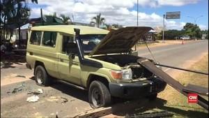 VIDEO: Dua Warga Venezuela Tewas di Tangan Militer