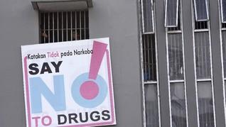 Survei BNN: 2,3 Juta Pelajar Konsumsi Narkoba
