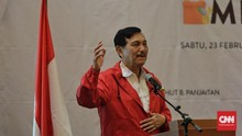 Luhut Sindir Prabowo: <i>Naikin</i> Gaji, Jebol Itu APBN