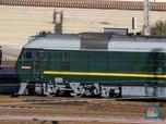 Kim Jong-un dan Romantisme Keluarga Tunggangi Kereta Api