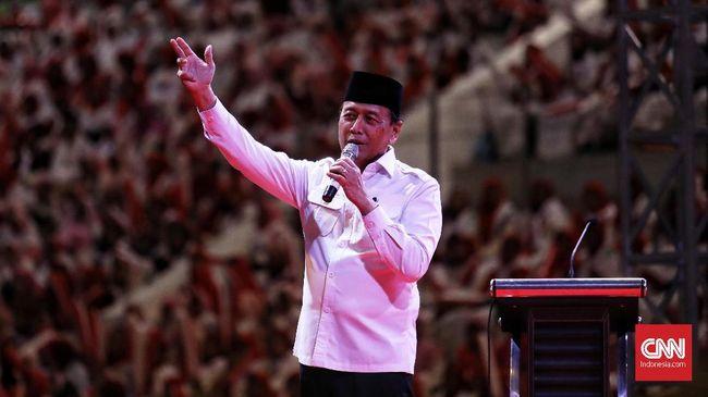 Sah, Tim Asistensi Hukum Wiranto Bekerja hingga 31 Oktober