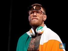Connor McGregor Kembali Umumkan Pensiun dari UFC