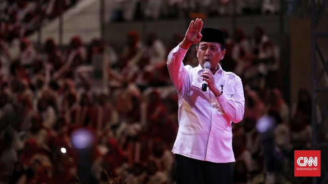 Wiranto: Jangan Takut dengan Pergerakan Massa Pemilu 2019