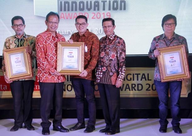 MTF Raih Penghargaan Indonesia Digital Innovation Award 2019