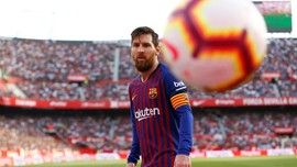 4 Rekor Gila Messi Usai Hattrick Bawa Barcelona Tekuk Sevilla
