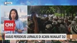 Jurnalis Korban Persekusi Melapor ke Polisi