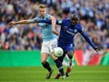 Chelsea vs Man City Imbang di Babak Pertama