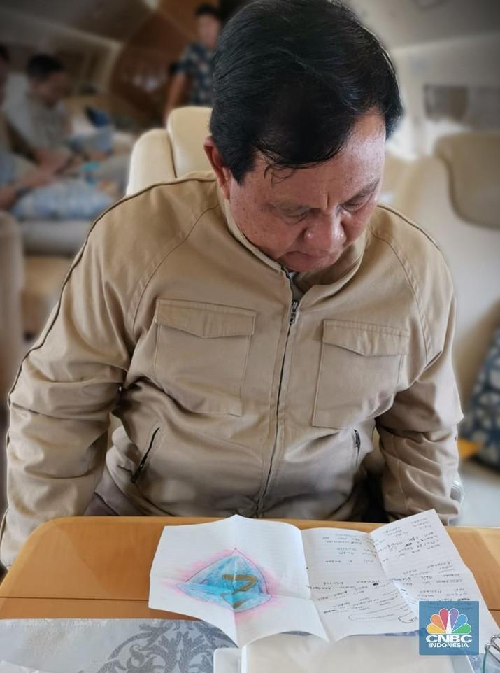 Surat Prabowo