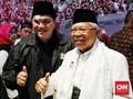 Ma'ruf Amin dan Erick Thohir Sindir Calon Menteri Prabowo