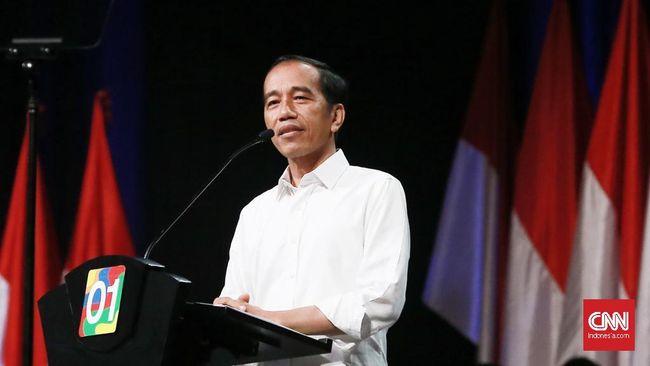 Jokowi Targetkan Raup 70 Persen Suara di Yogyakarta