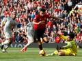 Manchester United vs Liverpool Tanpa Gol di Babak Pertama
