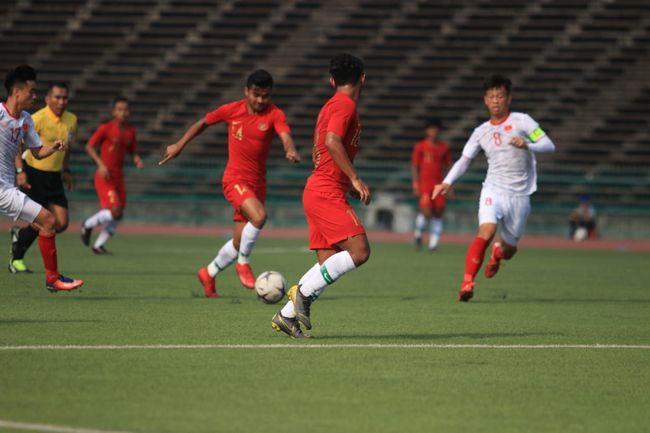 Lolos ke Final, Timnas Indonesia U22 Bidik Juara Piala AFF