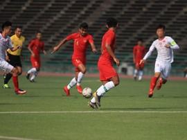 Gelandang Vietnam Puji Kesolidan Timnas Indonesia U-23