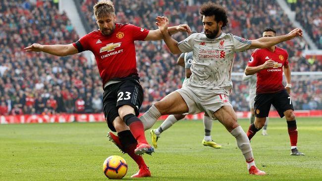 Manchester United vs Liverpool Berakhir Imbang Tanpa Gol