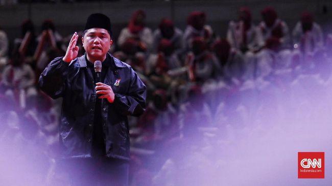 Erick Thohir Berharap Ada Mediasi PB Djarum dengan KPAI
