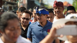 Sandiaga Janji Kawal Masyarakat Tolak Reklamasi Tanjung Benoa