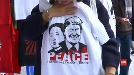 VIDEO: Asa dari Hanoi Jelang Pertemuan Kim Jong-un dan Trump