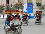 Hanoi Bersolek Sambut Pertemuan Trump-Kim Jong Un