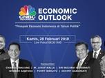 LIVE! JK Sampai Sri Mulyani Siap Paparkan Arah Ekonomi 2019