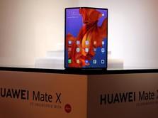 Harga Ponsel Samsung-Huawei Mulai Rp 27 Juta, Senasib Apple?
