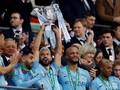 5 Catatan Penting Man City Juara Piala Liga Inggris