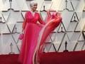 'Cucuran' Keringat di Balik Kilau Fesyen Selebriti Saat Oscar