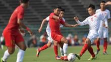 Jelang Lawan Timnas Indonesia U-23, Vietnam Batalkan Latihan