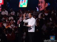 Nanti Malam, Jokowi Paparkan Visi Pembangunan RI 2019-2024