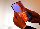 Siapkan Uang! HP Huawei Lipat Bakal Meluncur Bulan Depan