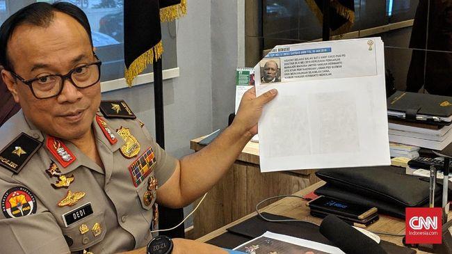 Pelaku Hoaks Server KPU Terdeteksi di Jateng dan Tangerang